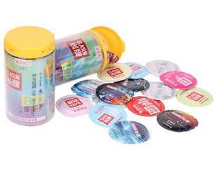 Презервативы Elasun 8 в 1 24 шт. оригинал 885296100536