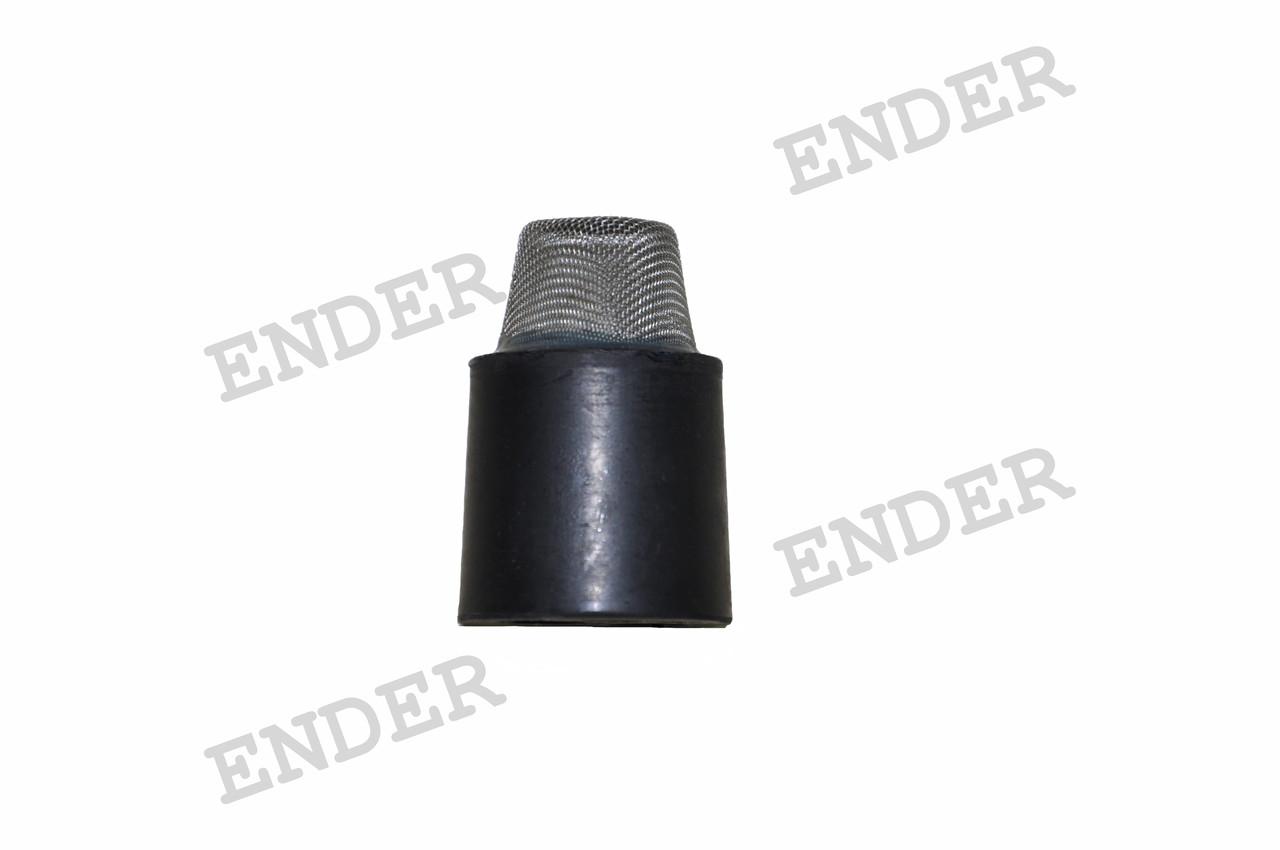 Фильтр Ender сетчатый 25x8 мм  (пропускная способность 1.2 м3/ч) для капельного полива