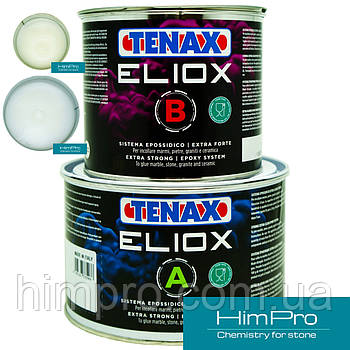 ELIOX 2,25kg Tenax  Эпоксидный клей прозрачный