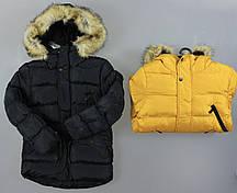 Куртка на меху для мальчиков S&D , 8-18 лет. Артикул: KF128 {есть:10 лет}