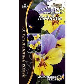 """Насіння віоли """"Модниця"""" (0,1 г) від Agromaksi seeds"""