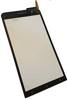 Сенсорный экран (тачскрин) для Asus ZenFone 6, A600CG Black