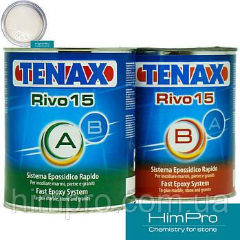RIVO15 paglerino 2,8kg Tenax Эпоксидный бежевый клей густой