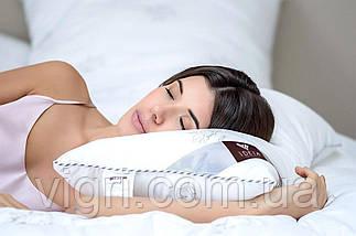 Подушка з лебяжим пухом тм. Ідея. «IDEIA» Super Soft Classic 50-70, фото 3