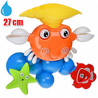 Игрушка Краб для ванной на присосках, Same Toy Puzzle Crab 9903Ut