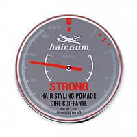 Hairgum Strond Hair Styling Pomade Помада для стайлинга с ароматом меда, 100 г