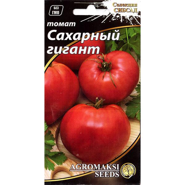 "Семена томата ""Сахарный гигант"" (0,1 г) от Agromaksi seeds"