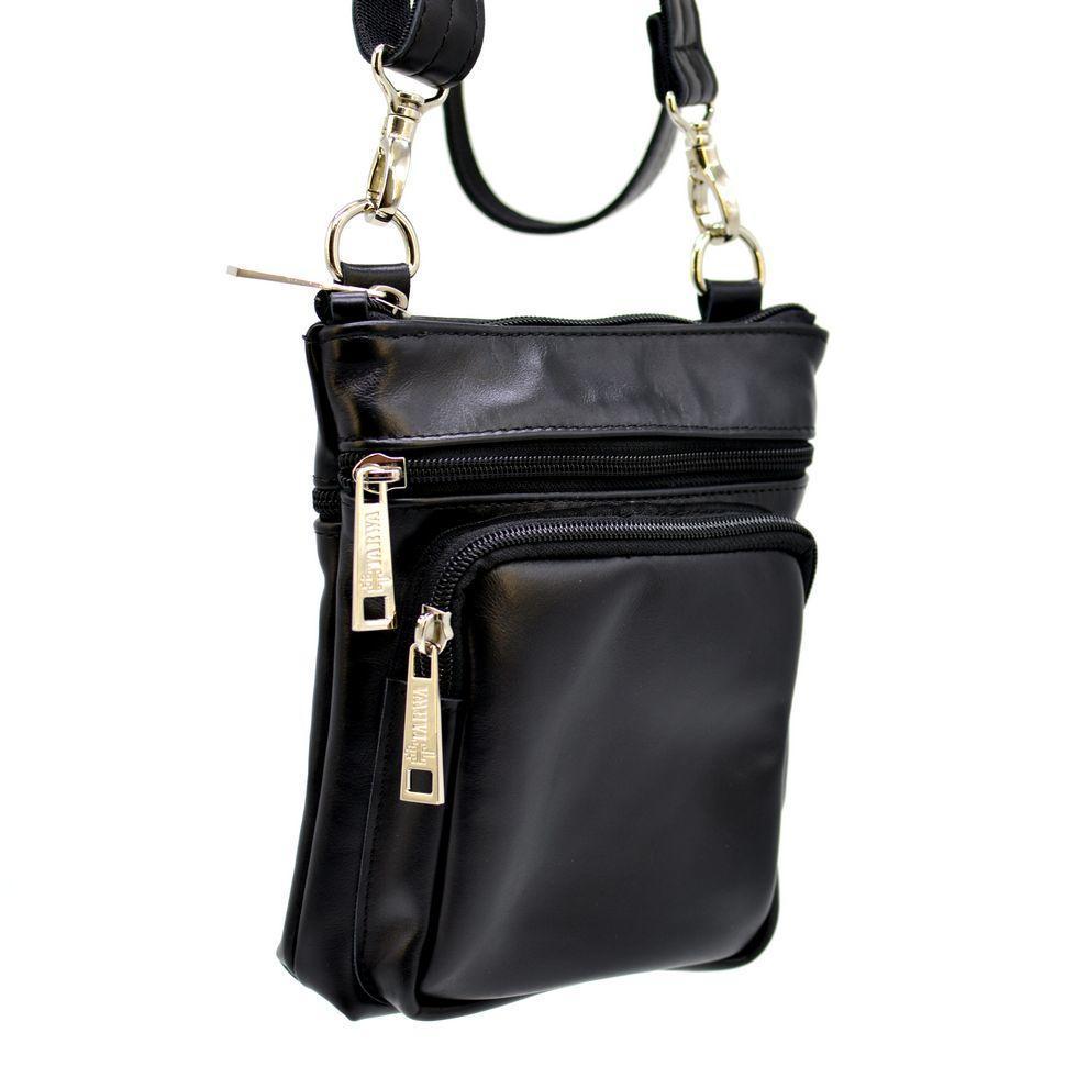Компактна сумка з натуральної шкіри GA-1342-4lx від бренду TARWA
