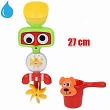 Іграшка для ванної чарівний Кран Водоспад, Puzzle Water Fall 9906Ut