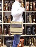 Мужская сумка парусина+кожа RH-0040-4lx Tarwa, фото 8