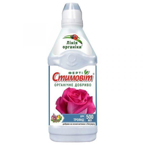"""Удобрение """"Стимовит"""" для роз (500 мл)"""