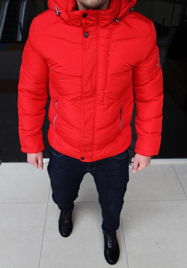 Куртка зимняя мужская Nord