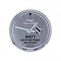 Hairgum Matt Hair Styling Pomade Помада для стайлинга с ароматом лакрицы, 40 г