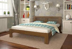 Односпальне ліжко Арбор Древ Шопен 90х200 бук (HB90), фото 2