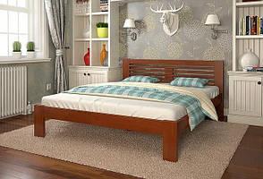 Односпальне ліжко Арбор Древ Шопен 90х200 бук (HB90), фото 3