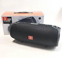 Портативная bluetooth колонка блютуз акустика для телефона с флешкой повербанк черная Xtreme Small