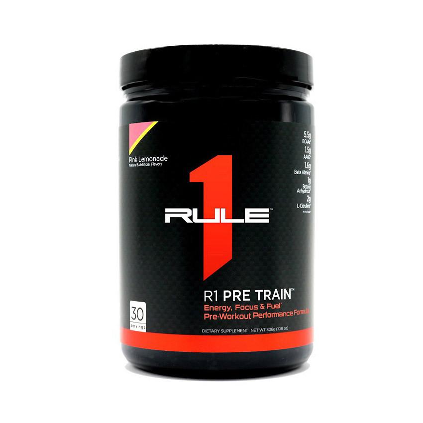 Pre Train (306 g) R1 (Rule One)