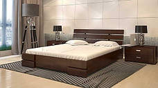 Односпальне ліжко Арбор Древ Далі Люкс 120х200 бук (CB120), фото 3