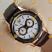 Часы Armani Dials Pink Gold/White