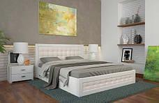 Двоспальне ліжко Арбор Древ Рената Д з підйомним механізмом 180х200 сосна (RDS180), фото 3