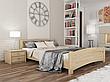 Двоспальне ліжко Естелла Венеція 180х200 буковий масив (DV-06), фото 4