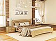 Двоспальне ліжко Естелла Венеція Люкс 180х200 буковий щит (DV-15), фото 4