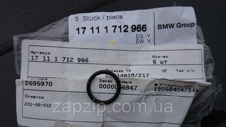 Кольцо уплотнительное BMW 17 11 1 712 966