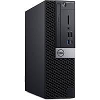 N010O5070SFF_UBU ПК DELL OptiPlex 5070 SFF/Intel i5-9500/8/256F/ODD/kbm/Lin, N010O5070SFF_UBU