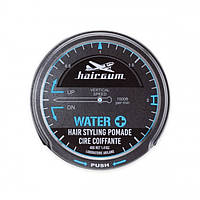Hairgum Water + Hair Styling Pomade Помада для стайлинга на водяной основе с цитрусовым ароматом, 40 г