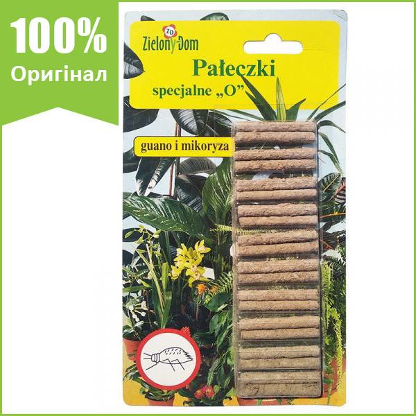 Удобрение-палочки от вредителей (20 шт.), ZielonyDom