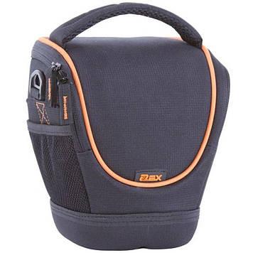 Фото-сумка D-LEX LXPB-0320RZ-BK