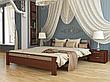 Двоспальне ліжко Естелла Афіна 160х200 буковий масив (DV-29), фото 5