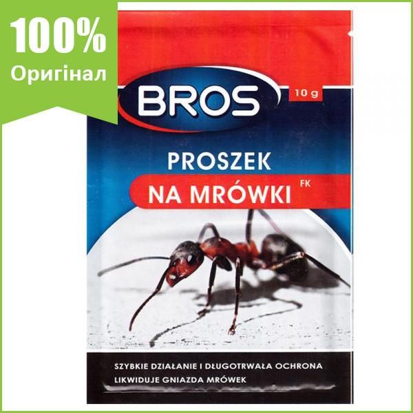 Порошок від мурах (10 р) від BROS, Польща