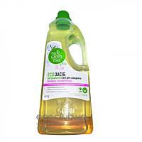 Эко-средство Cool для быстрой стирки в холодной воде Green Max 1л