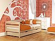 Дитяче ліжко Естелла Нота Плюс 90х200 буковий щит (DL-02), фото 5