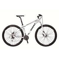 Горный велосипед Giant Revel 1 матовый белый/серебристый М/18 (GT)