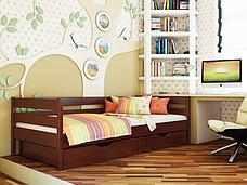 Дитяче ліжко Естелла Нота 80х190 буковий щит (DL-05), фото 3