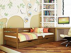 Дитяче ліжко Естелла Нота 80х190 буковий масив (DL-07), фото 2