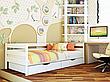 Дитяче ліжко Естелла Нота 80х190 буковий масив (DL-07), фото 4