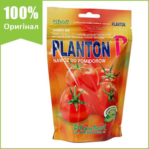 Удобрение для перца и томатов PLANTON P (200 г) от Plantpol Zaborze, Польша