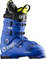 Горнолыжные ботинки Salomon X Pro 130 Raceblue 2019