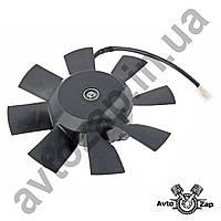 Электровентилятор радиатора ВАЗ 2103 с крыльчаткой   00939