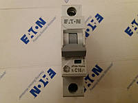 Автоматический выключатель Eaton HL-C 16/1 .Moeller