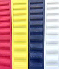 Ширма ДекоДім жалюзійна на 6 секцій 300х170 см (DK1-08), фото 3