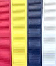 Ширма ДекоДім жалюзійна на 4 секції 240х200 см (DK1-22), фото 3