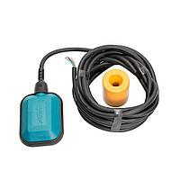 Aquatica поплавок для насоса універсальний 16А/до 2,2 Квт кабель 3 м