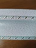 """Карниз алюминиевый БПО-08 """"Античное золото"""" 4 м (двухрядный), фото 2"""