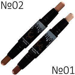 Консилер 2 в 1 Kylie Holiday Edition Concealer Pens Double, фото 2