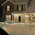 Лазерный звездный точечный проектор OUTDOOR LASER LIGHT для дома и улицы с металлическим корпусом/ точки, фото 2