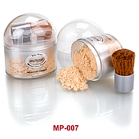 Минеральная рассыпчатая пудра без талька maXmaR MP-007